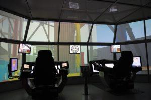 Operare Cyber Chair in Sistem X-COM @ GSP Training Center | Constanța | Județul Constanța | România